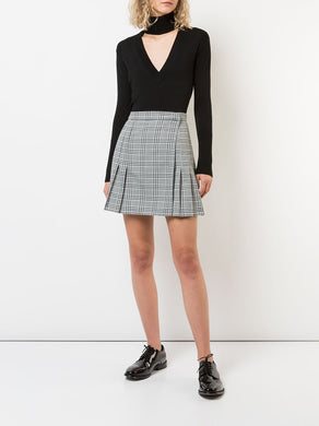 Plaid Mini Kilt