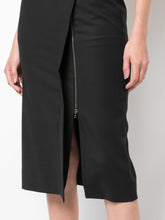 Pencil Zipper Skirt