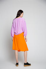 Silk Bow Skirt
