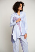 Combination Chambray Shirt