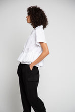 Cabana Shirt Cotton White