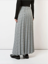Pleated Full Skirt