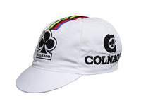 Colnago Cycling Cap - White