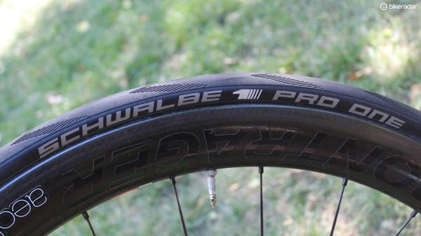 Schwalbe Pro One Microskin Tubeless Tyre 25mm
