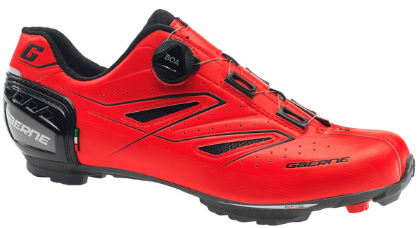 Gaerne G. Hurricane Carbon MTB Shoes - Red
