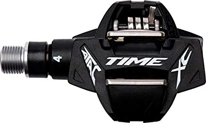 Time XC4 Pedals - Black