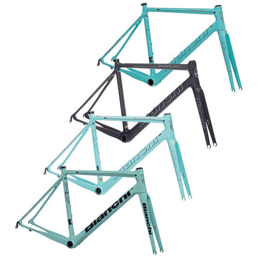 *New* 2018/2019 Bianchi Specialissima CV Carbon Frame