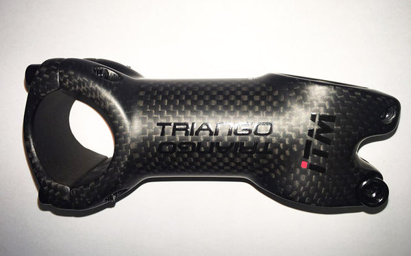 ITM Triango Carbon Wrap Matt/Dark Stem - 100mm