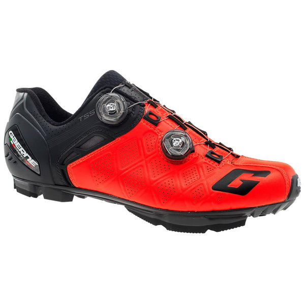 Gaerne G. Sincro Carbon MTB Shoes - Red/Black
