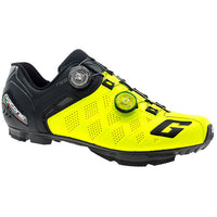 Gaerne G. Sincro Carbon MTB Shoes - Yellow/Black