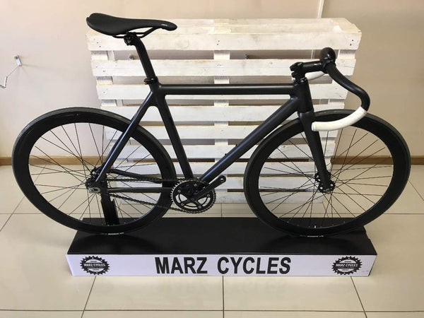 *As New* 2016 BLB Aeon Carbon Track Bike - 52cm