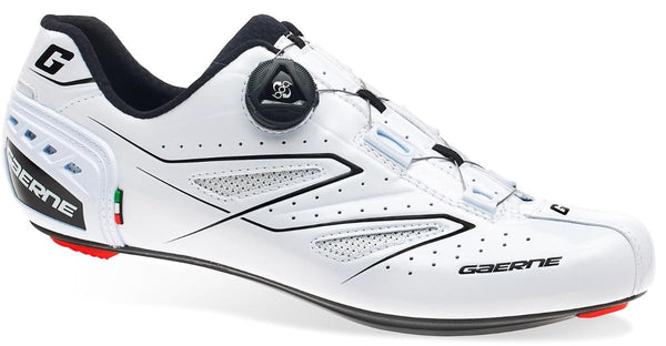 Gaerne G.Tornado Carbon Road Shoes - White