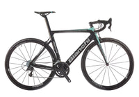 *New* 2019 Bianchi Aria Carbon Frame Only - A2 (Black/CK16 Celeste - Grey/Glossy)