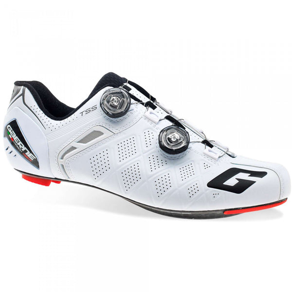 Gaerne G.Stilo+ Carbon Road Shoes - White