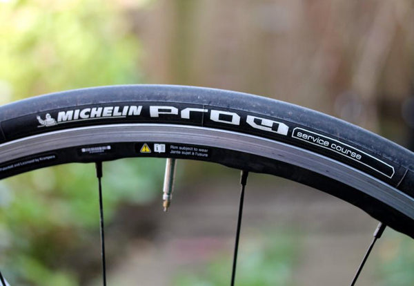 Michelin Pro4 Service Course Competition Tyre 23mm/25mm