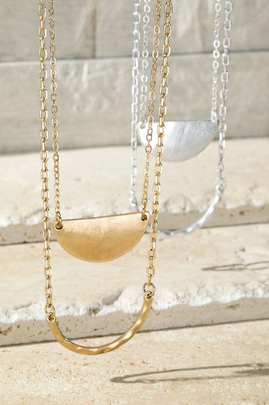 Russo Layer Necklace (2 Colors!)