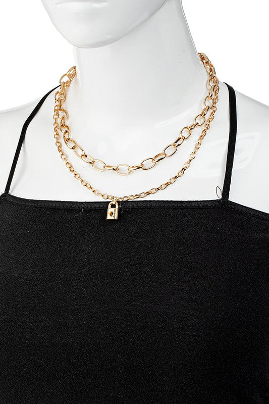 Ned Layer Necklace (2 Colors!)