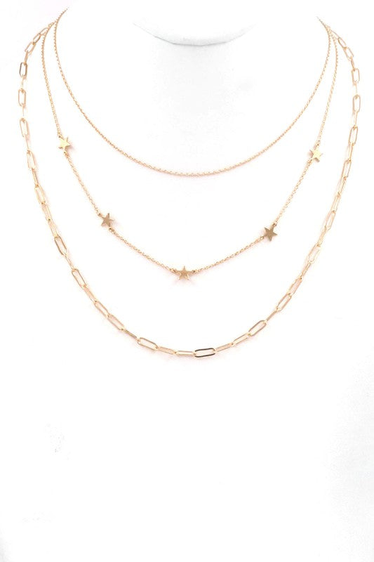 Bettie Layer Necklace