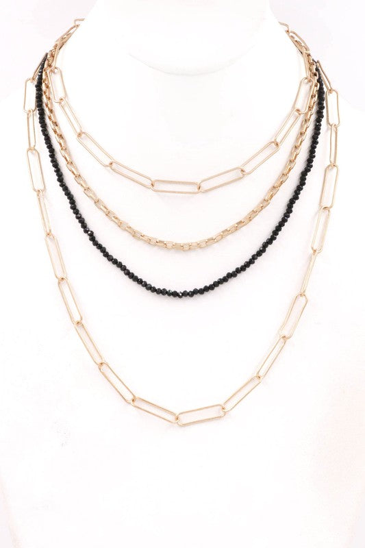 Asiana Layer Necklace PREORDER