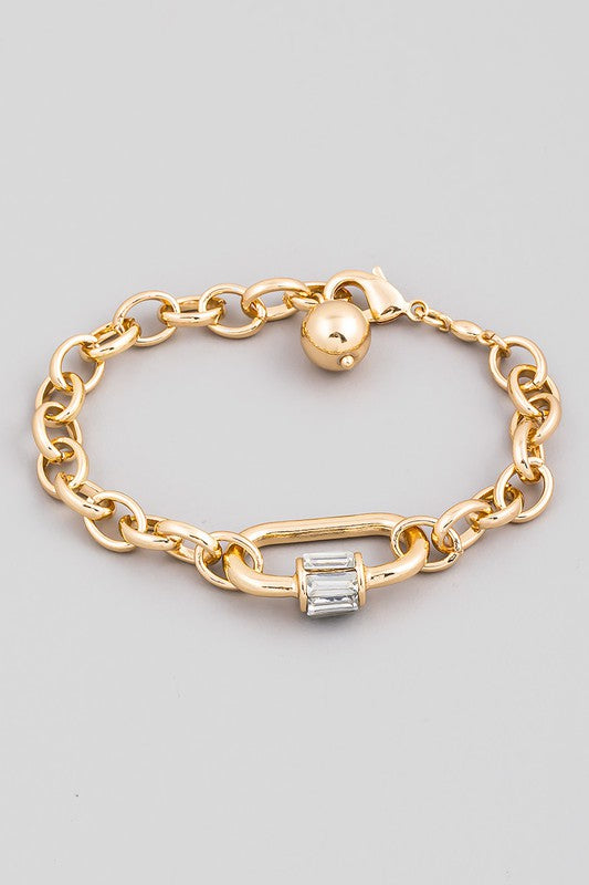 Nelly Chain Bracelet