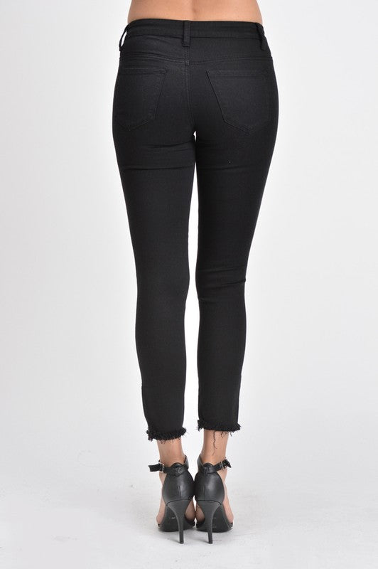 Andrean Black Jeans