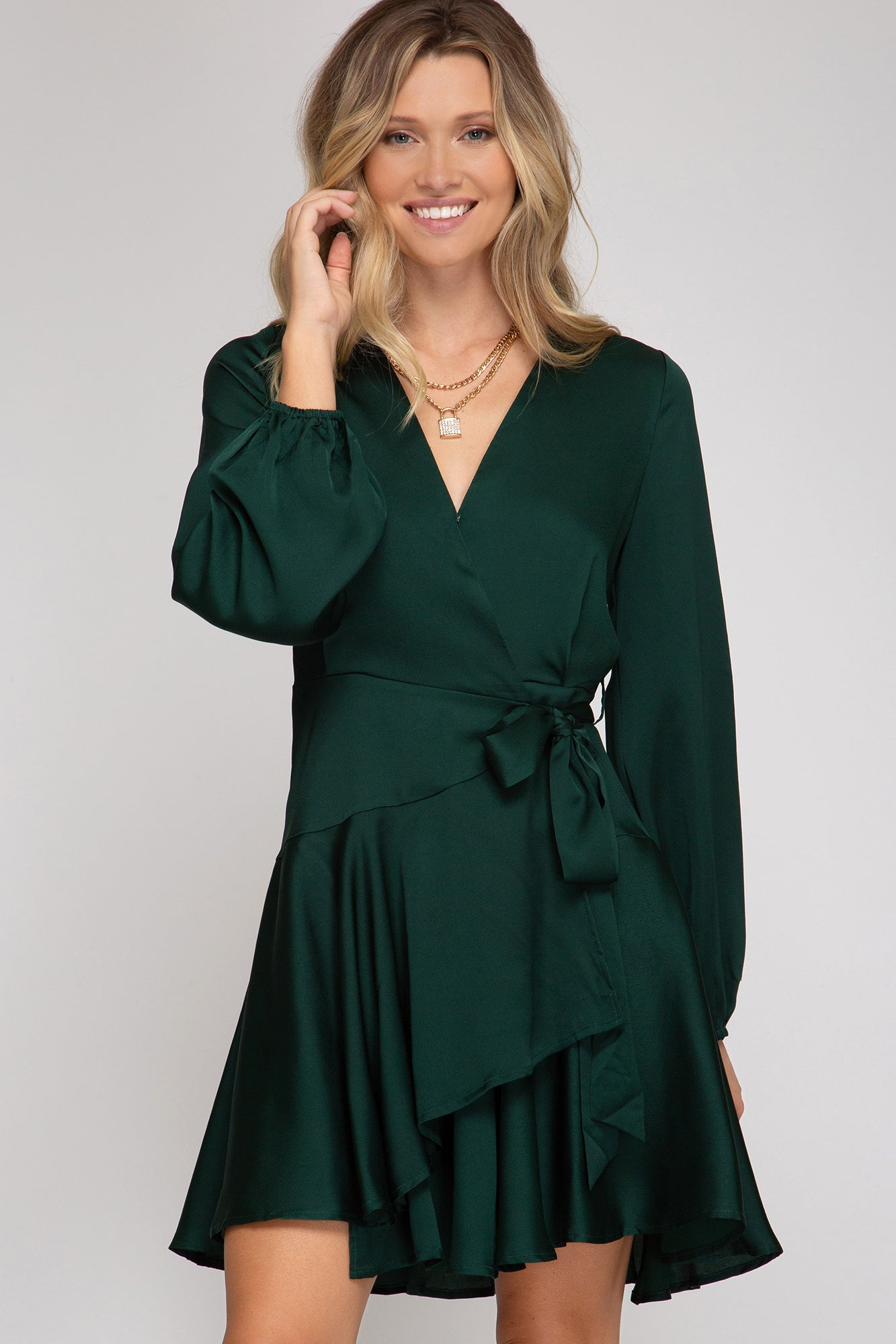 Beth Wrap Dress