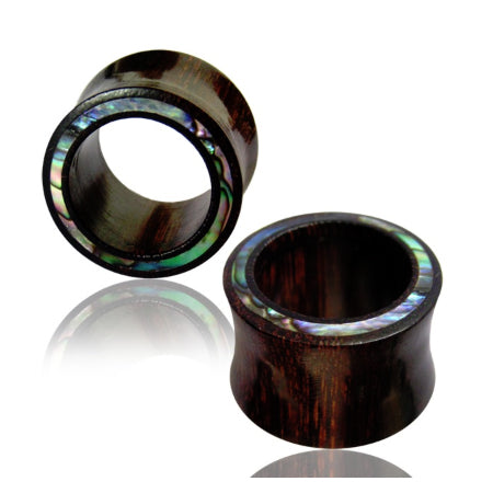 Tamarind Tunnels w/ Abalone Inlay
