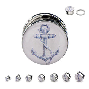 Screw-On Anchor Plugs