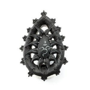 Arang Mandala Teardrop Plugs by Urban Star Organics
