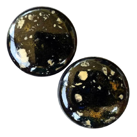 Black Iris Ceramic Plugs