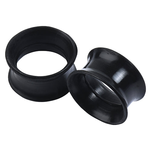 Thin-Wall Black Silicone Tunnels