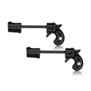 Blackline Pistol Nipple Barbells