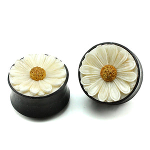 Daisy Flower Plugs by Urban Star Organics
