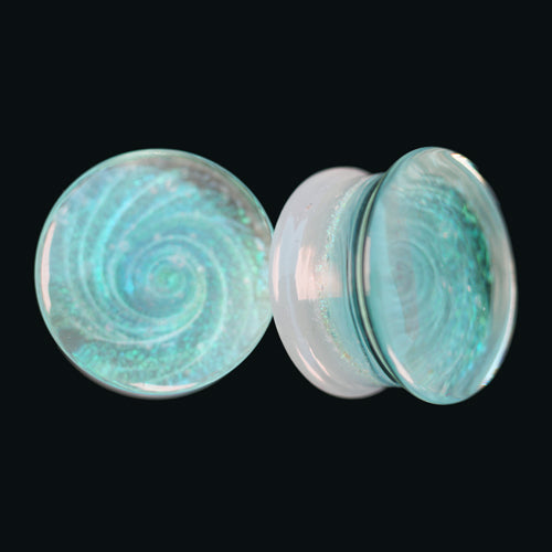 Blizzard Glass Plugs