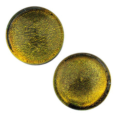 Dichroic Plugs by Glasswear Studios