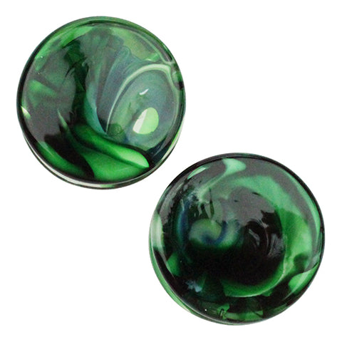 Borostone Plugs by Glasswear Studios