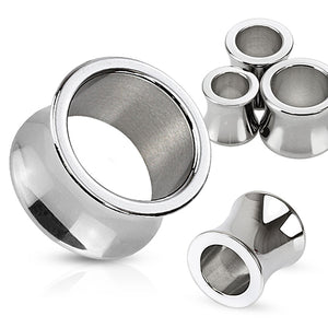 Heavy-Wall Stainless Steel Tunnels