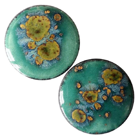 Mystic Jade Ceramic Plugs