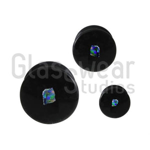 Opal Plugs by Glasswear Studios
