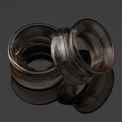 Smokey Quartz Tunnels by Diablo Organics