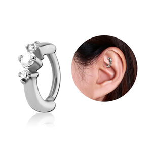 Stainless CZ Cartilage Clicker