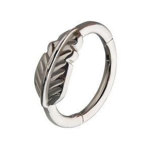 Feather Hinged Segment Ring