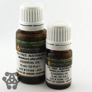 1/2oz Australian Tea Tree Essential Oil