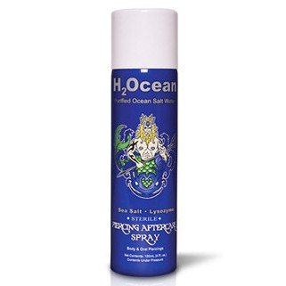 Piercing Aftercare Spray by H2Ocean