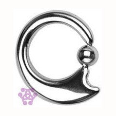 Captive Bead Rings - Blade Captive Bead Ring