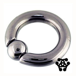 Snap-fit Captive Bead Ring