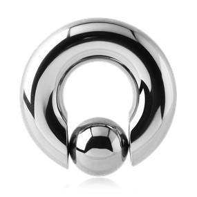 Captive Bead Rings - Snap-fit Captive Bead Ring