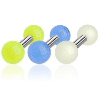 Glow-in-the-Dark Cartilage Stud