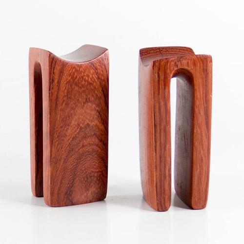 Ear Weights - Bloodwood Colosseum Weights By Siam Organics