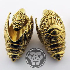 Ancient Eye Khmer Weights by Evolve Jewelry